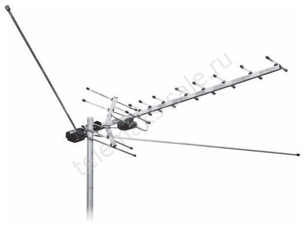 Уличные антенны с усилителем своими руками 58