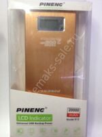 Блок Power Bank PINENG 20000mAh