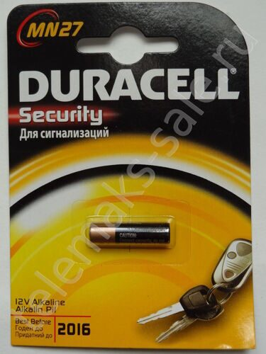 Duracell MN-27